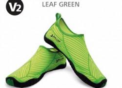 BALLOP V2 LEAF GREEN Bosonohá obuv